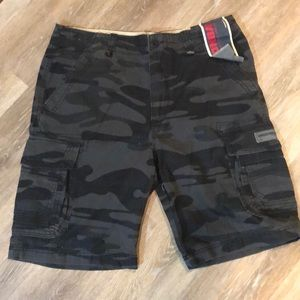 Unionbay young men's cargo shorts
